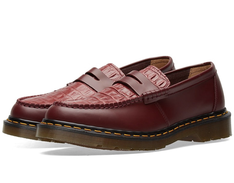stussy dr martens penfon loafers 02 - Stussy e Dr. Martens revelam novos sapatos em parceria