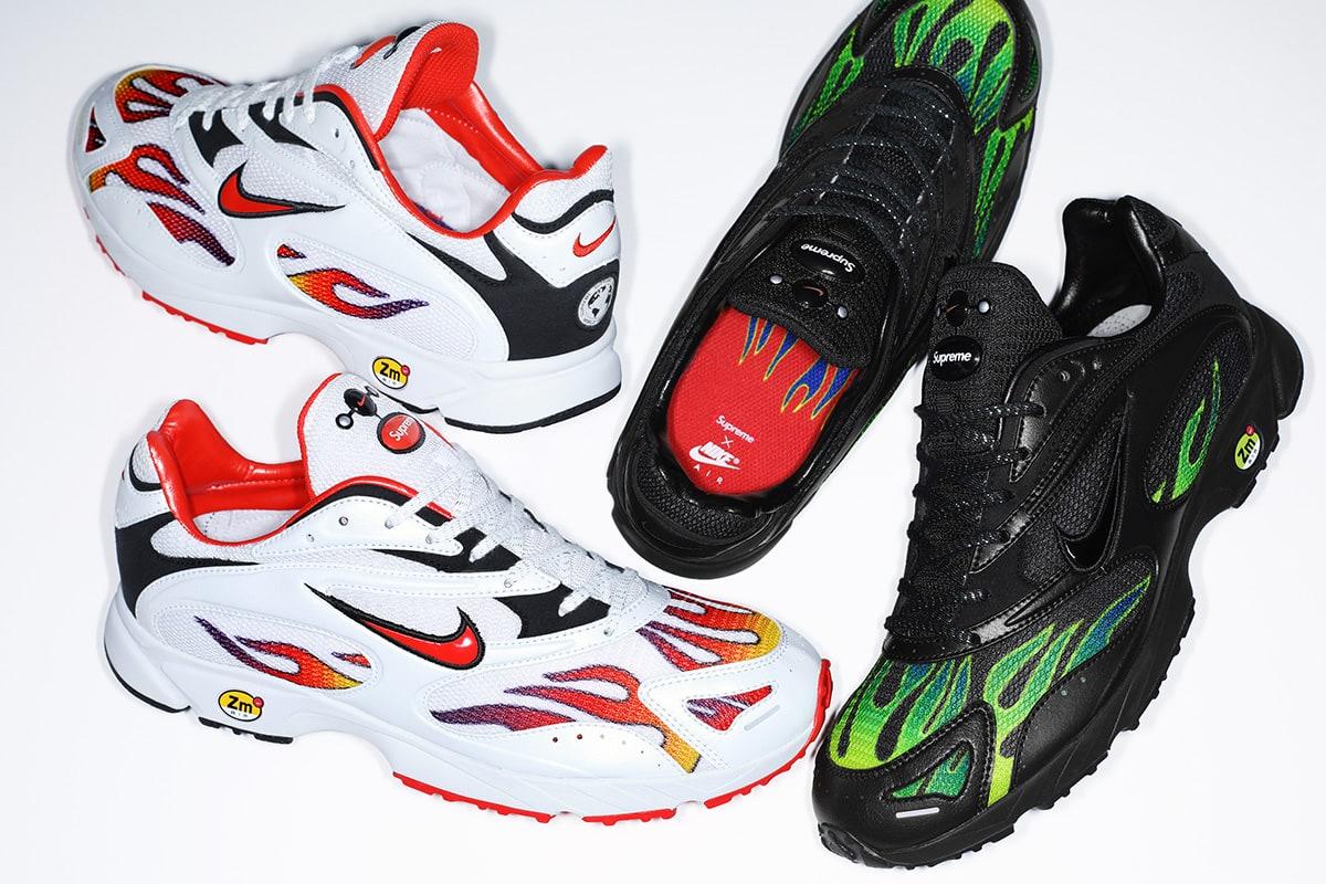 supreme nike air streak spectrum plus 11 - Supreme e Nike resgatam o icônico Air Streak Spetcrum Plus