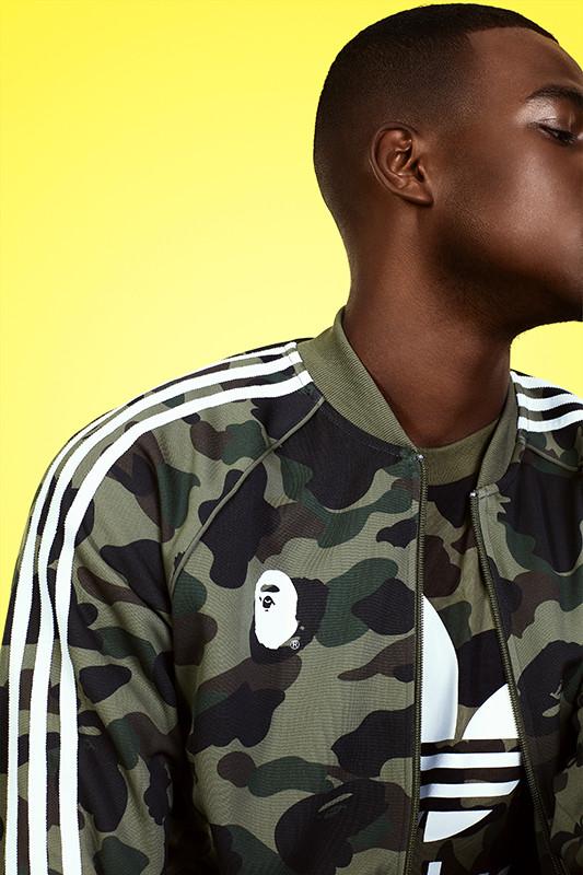bape adidas originals adicolor outono inverno 18 03 - BAPE e adidas Originals apresentam nova collab em conjunto