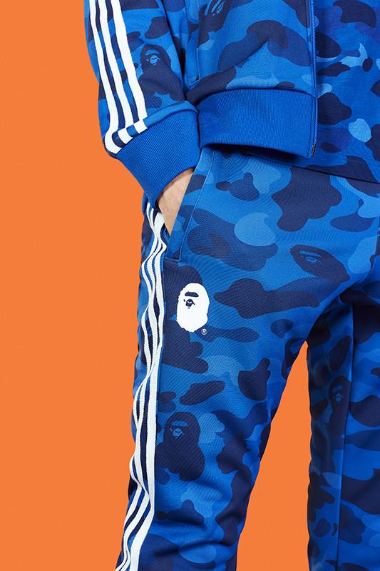 bape adidas originals adicolor outono inverno 18 07 - BAPE e adidas Originals apresentam nova collab em conjunto