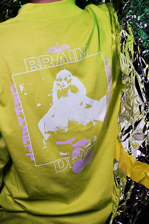 brain dead carhartt wip collab 03 - Parceira entre Brain Dead e Carhartt WIP resulta em workwear psicodélico