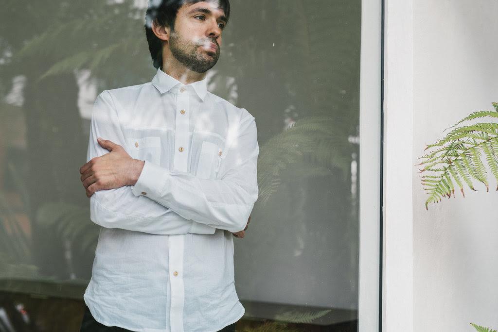 Dion Ochner traz cambraia para linha de camisas Worker