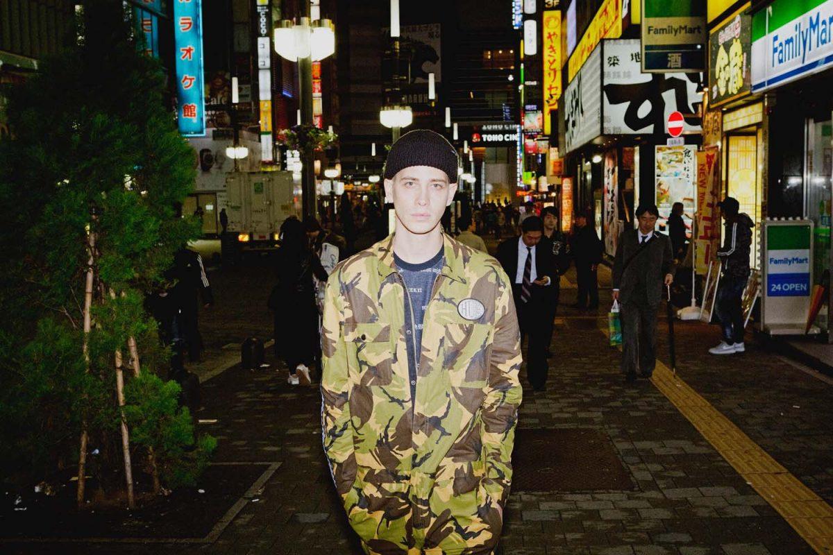 huf colecao outono inverno 18 02 - HUF viajou até Tóquio para apresentar nova coleção de inverno