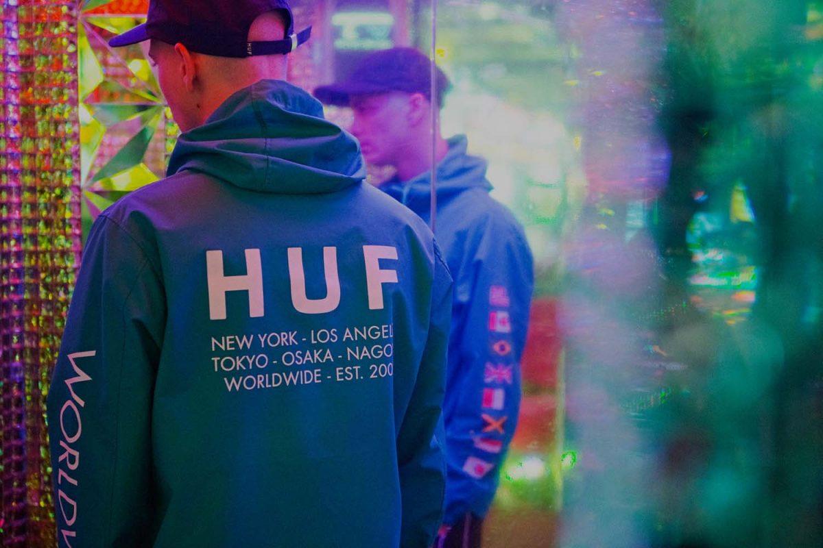 huf colecao outono inverno 18 03 - HUF viajou até Tóquio para apresentar nova coleção de inverno