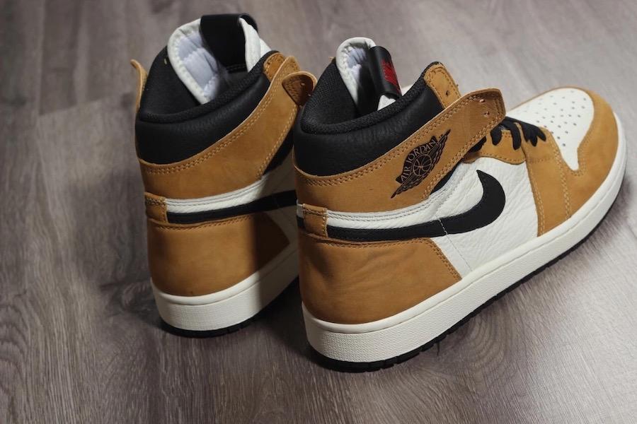 nike air jordan 1 roy rookie of the year 555088 700 02 - Nike vai lançar Air Jordan 1 Retro inspirado no primeiro prêmio de Michael Jordan