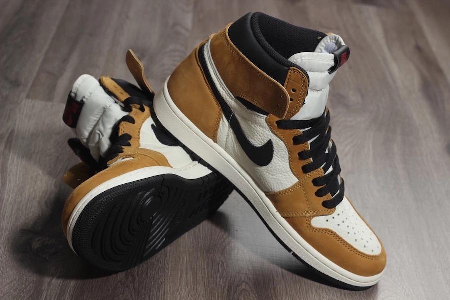 nike air jordan 1 roy rookie of the year 555088 700 04 - Nike vai lançar Air Jordan 1 Retro inspirado no primeiro prêmio de Michael Jordan