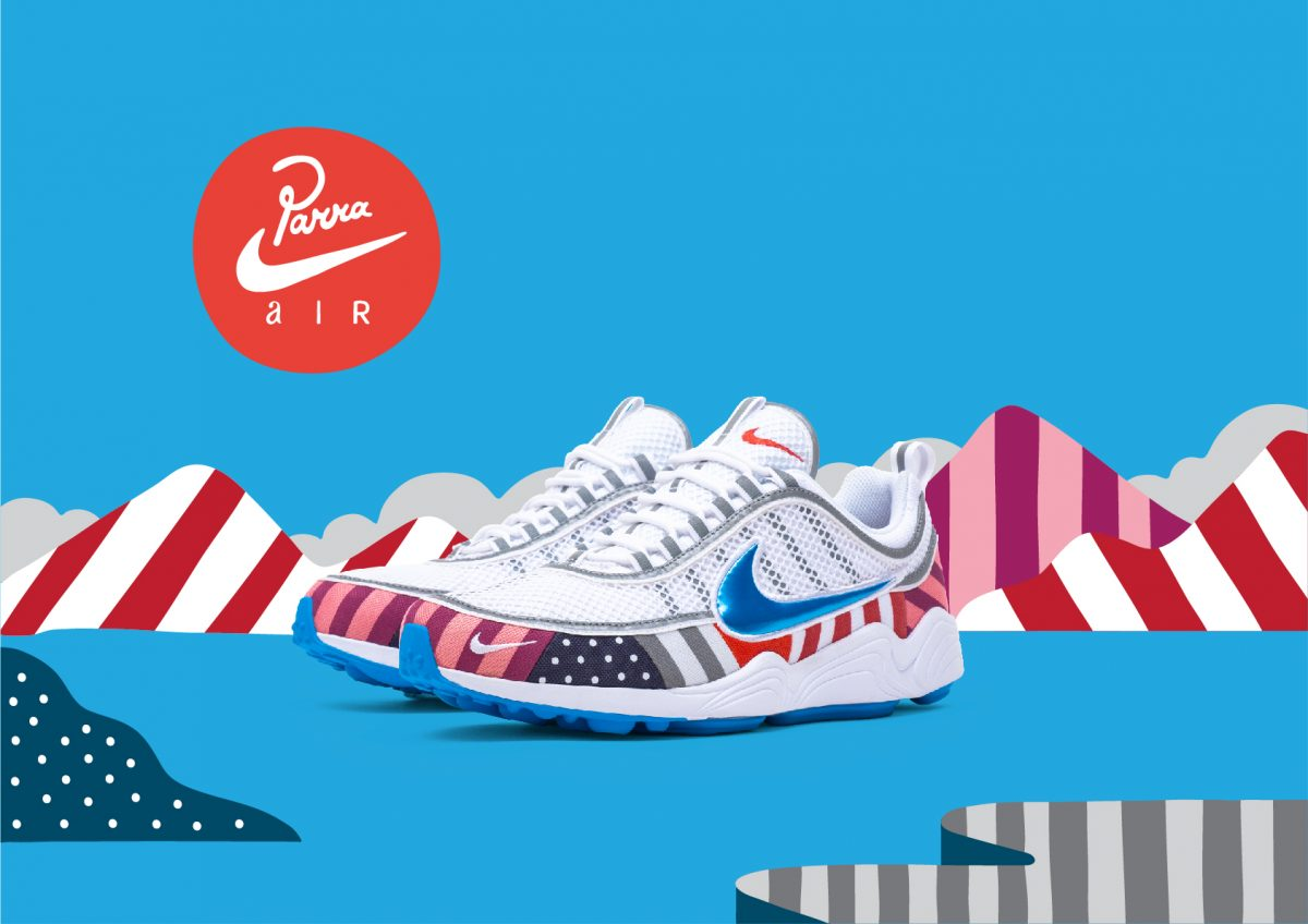 nike parra 2018 03 - Nike e Parra retornam com novos tênis em parceria