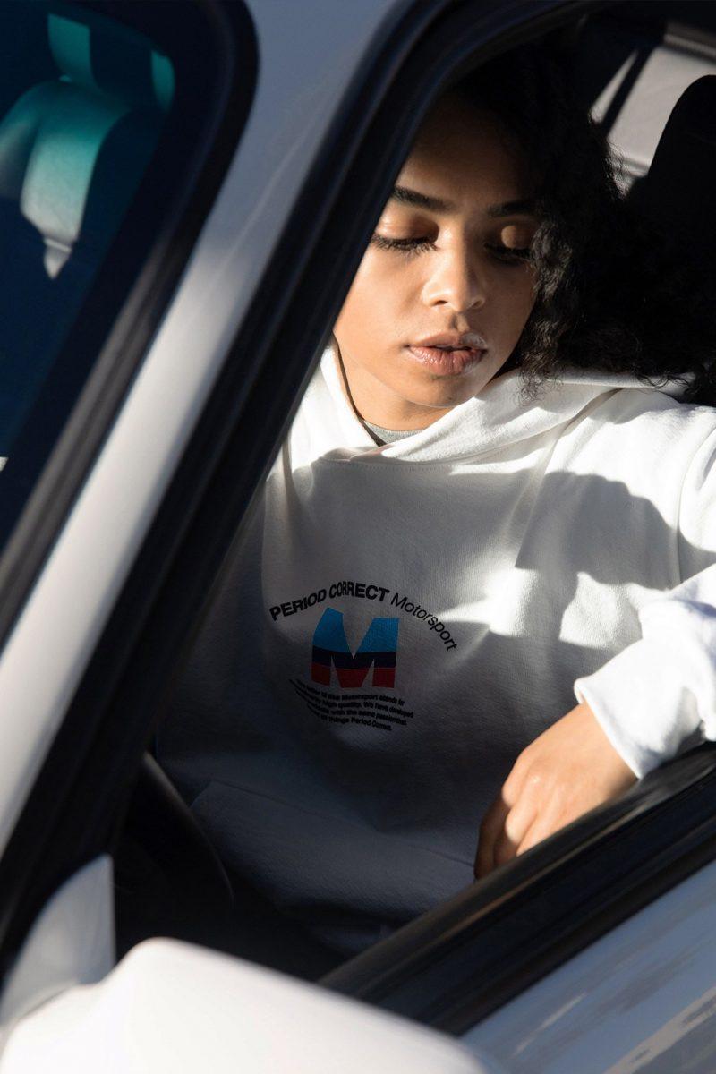 Divisão de corrida da BMW inspira coleção da Period Correct