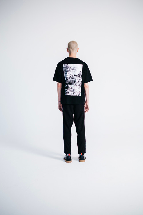 """stampd monkey time collab ss18 03 - STAMPD x monkey time """"A Stranger in Paradise"""""""