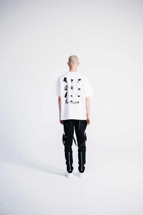 """stampd monkey time collab ss18 05 - STAMPD x monkey time """"A Stranger in Paradise"""""""