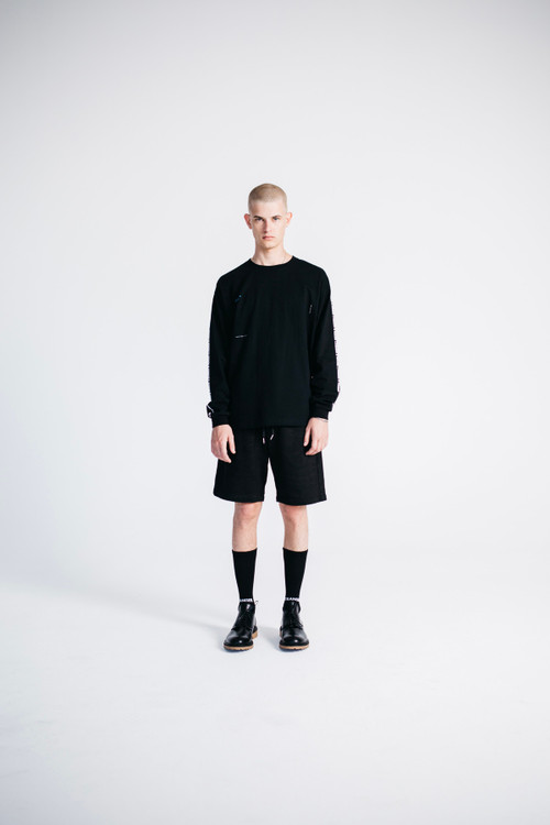 """stampd monkey time collab ss18 08 - STAMPD x monkey time """"A Stranger in Paradise"""""""