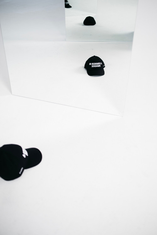 """stampd monkey time collab ss18 12 - STAMPD x monkey time """"A Stranger in Paradise"""""""