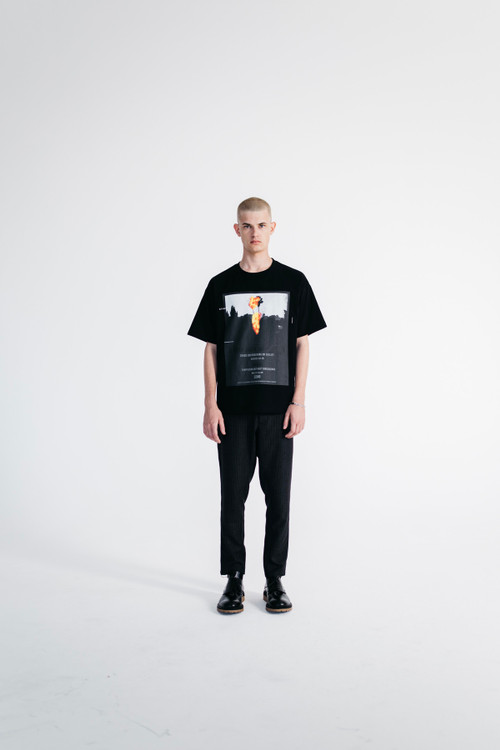 """stampd monkey time collab ss18 13 - STAMPD x monkey time """"A Stranger in Paradise"""""""