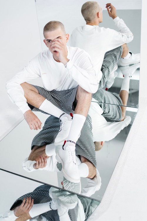 """stampd monkey time collab ss18 18 - STAMPD x monkey time """"A Stranger in Paradise"""""""