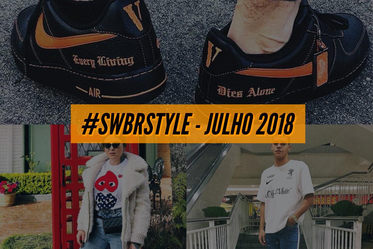 Os melhores do #SWBRSTYLE (Julho 2018)