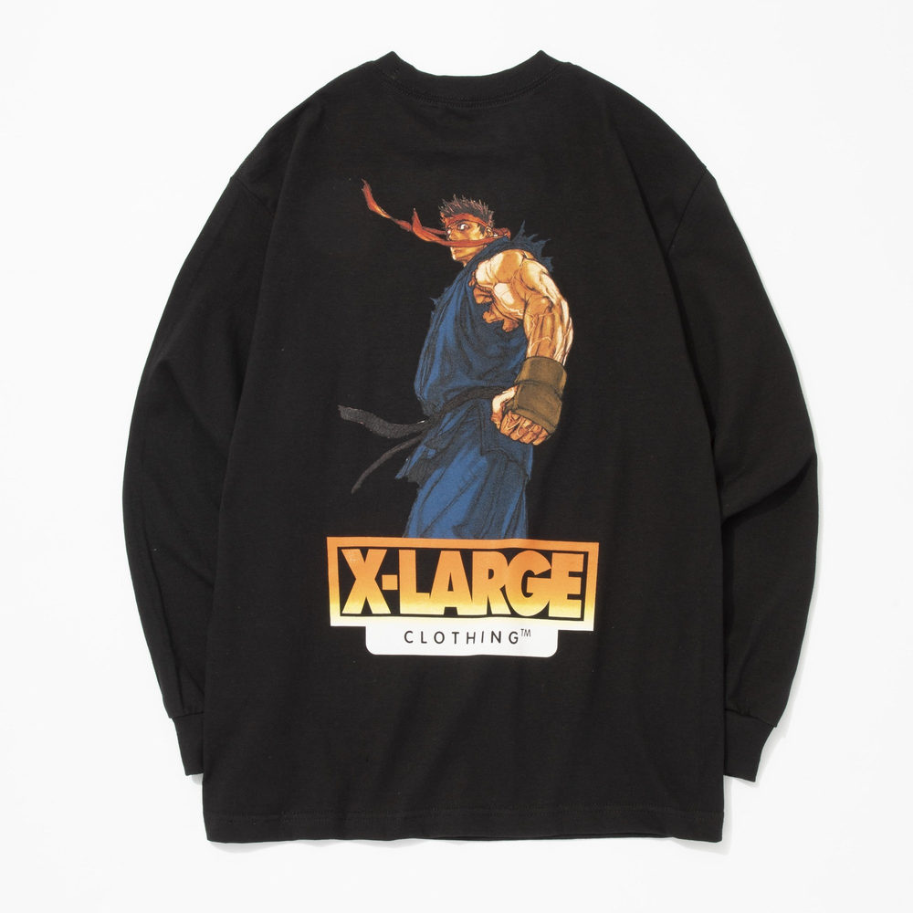 xlarge street fighter alpha 07 - XLARGE lança cápsula com o jogo Street Fighter