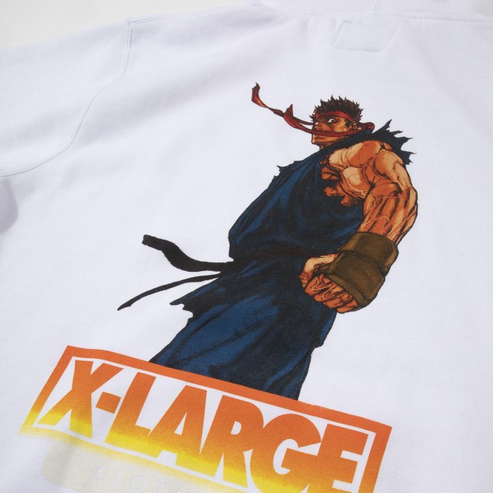 XLARGE lança cápsula com o jogo Street Fighter