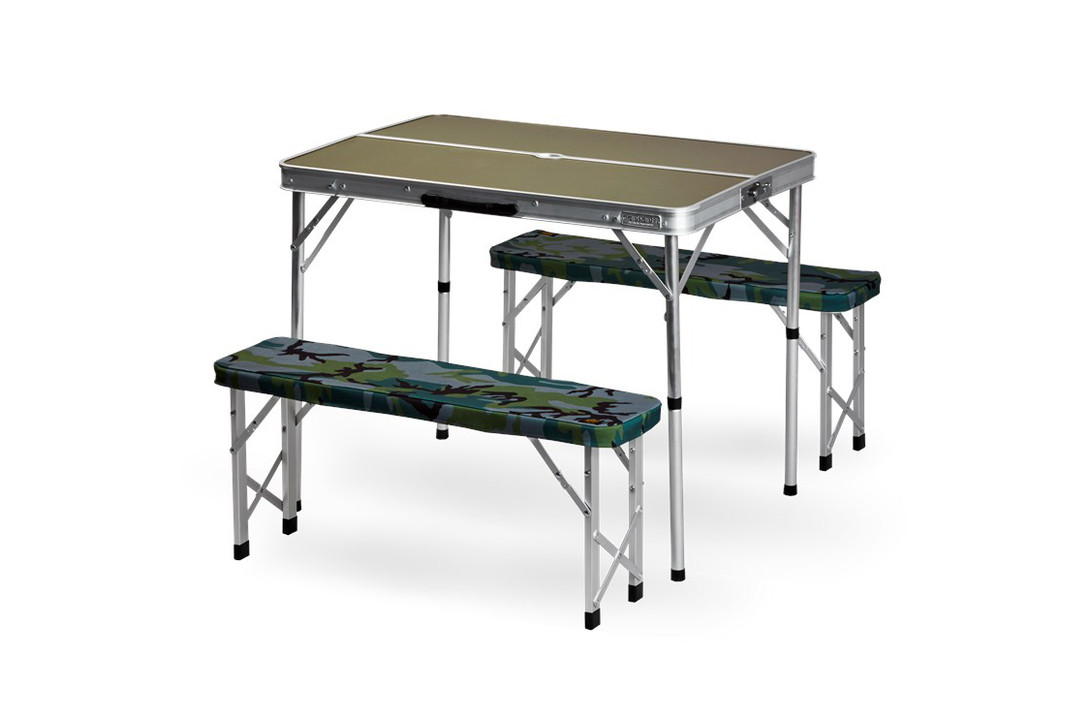Carhartt WIP lança mesa portátil para picnic