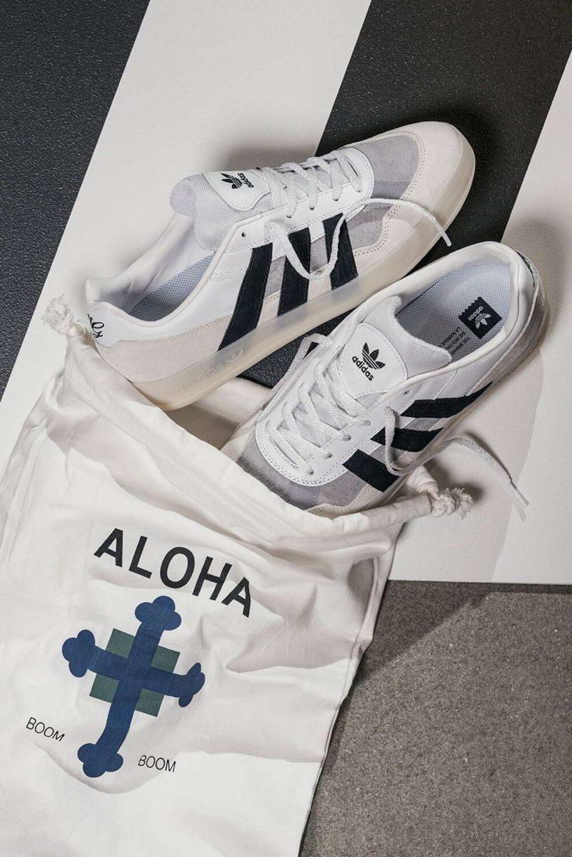 mark gonzales adidas aloha super 04 - Mark Gonzales e adidas Skateboarding apresentam o Aloha Super