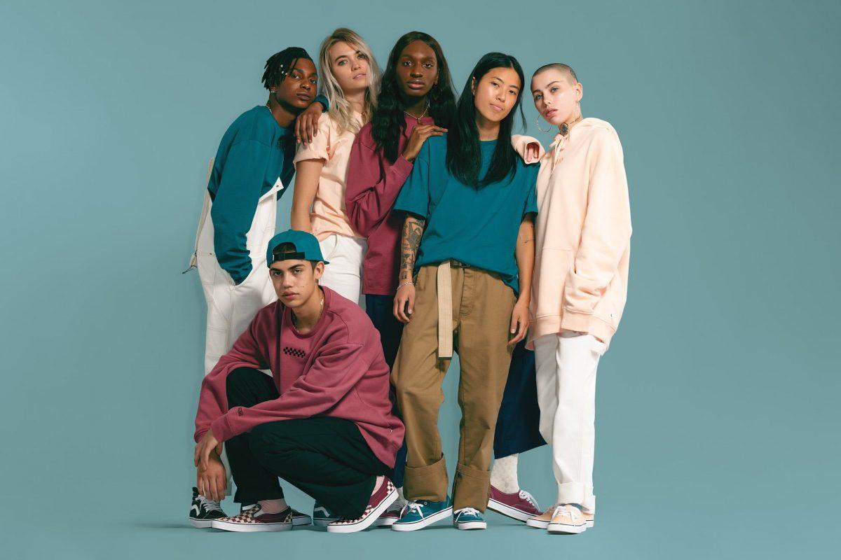 vans color theory 01 - Vans lança coleção inspirada na expressão individual