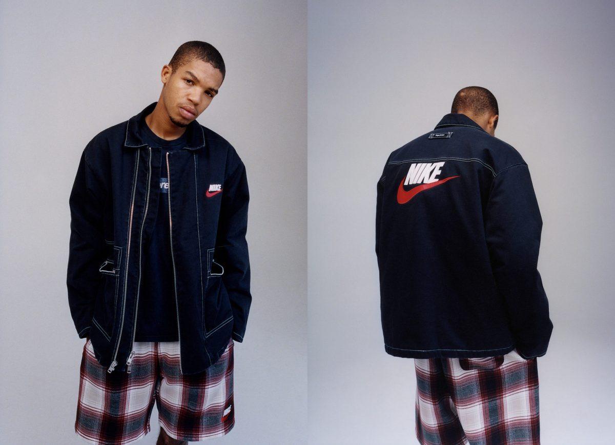 supreme nike colalb 2018 01 - Conforto é foco de parceria entre Supreme e Nike