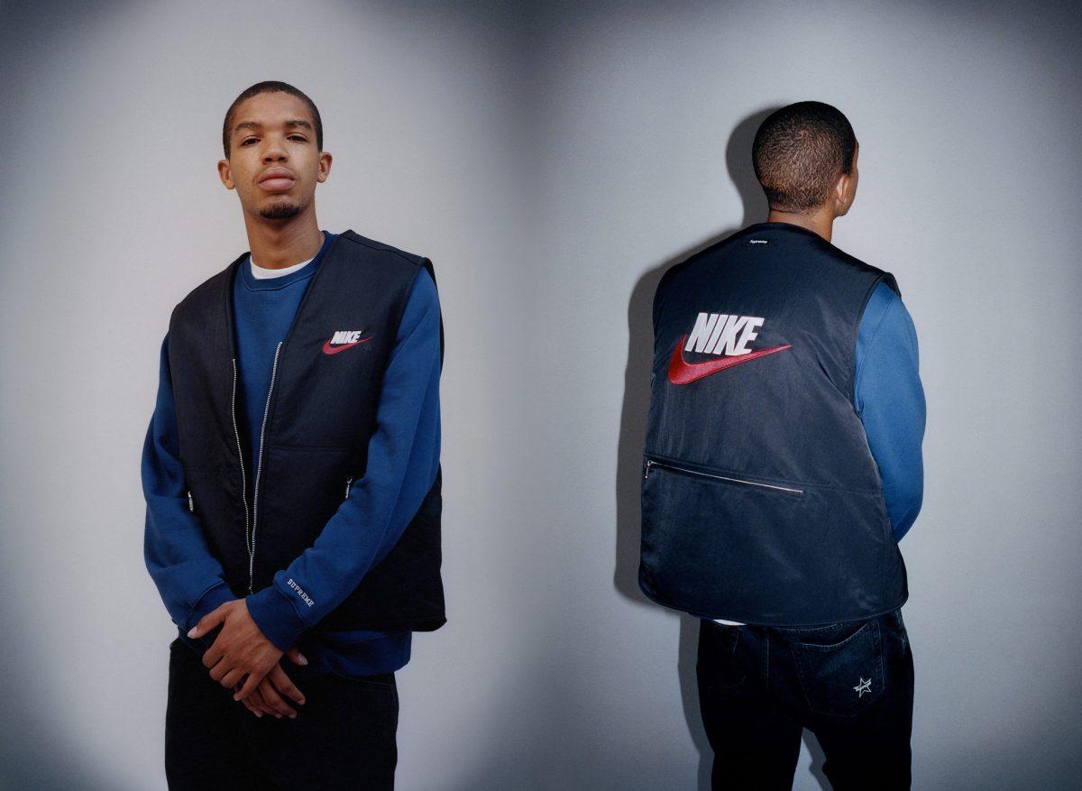 supreme nike colalb 2018 02 - Conforto é foco de parceria entre Supreme e Nike