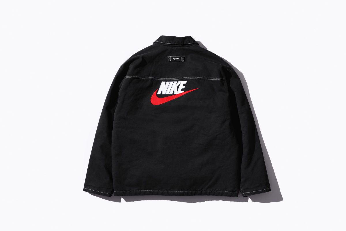 supreme nike colalb 2018 07 - Conforto é foco de parceria entre Supreme e Nike