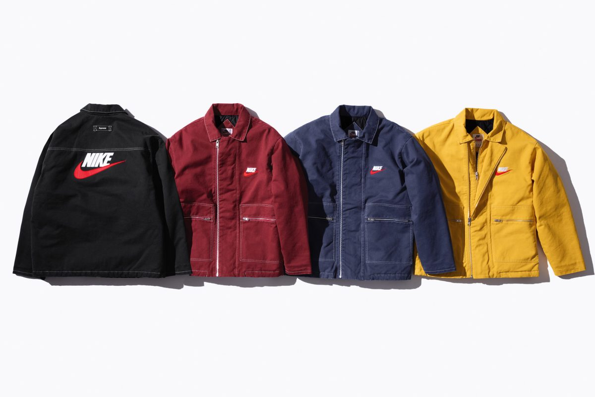 supreme nike colalb 2018 08 - Conforto é foco de parceria entre Supreme e Nike