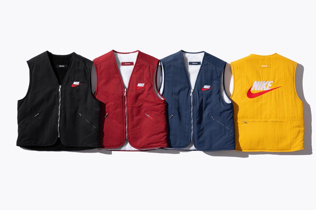 supreme nike colalb 2018 12 - Conforto é foco de parceria entre Supreme e Nike