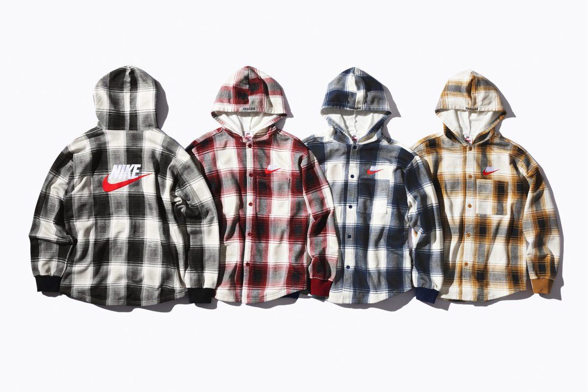 supreme nike colalb 2018 18 - Conforto é foco de parceria entre Supreme e Nike