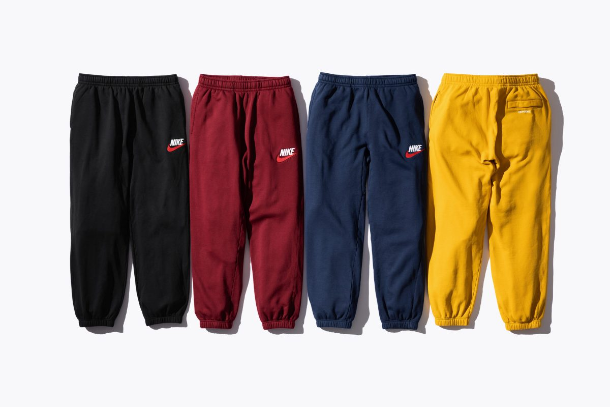 supreme nike colalb 2018 24 - Conforto é foco de parceria entre Supreme e Nike