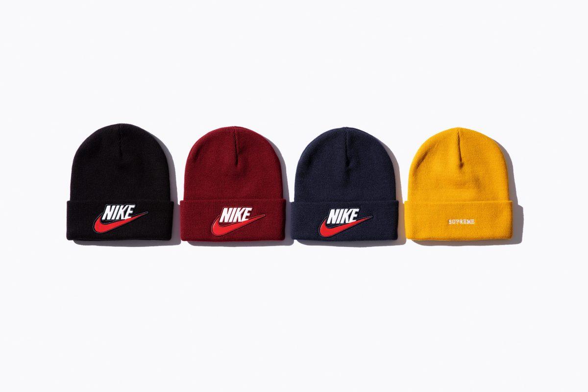 supreme nike colalb 2018 25 - Conforto é foco de parceria entre Supreme e Nike
