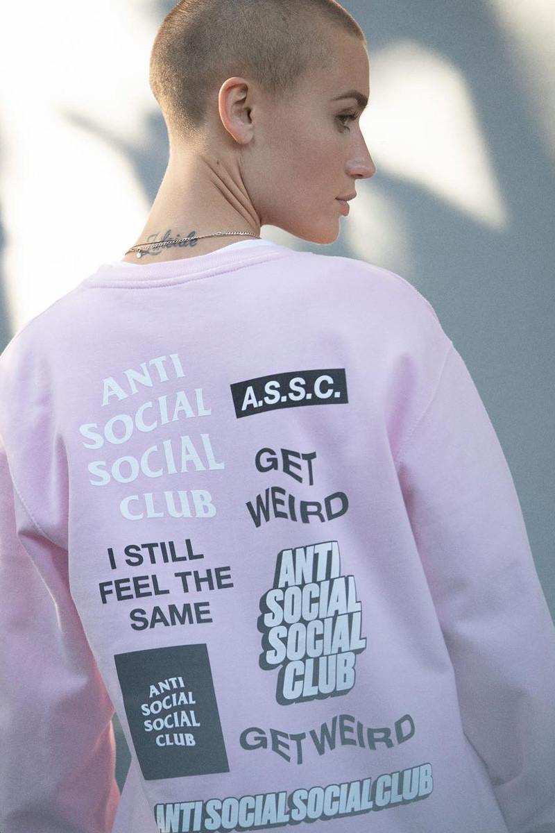 anti social social club outono inverno 2018 10 - Anti Social Social Club aposta em logomania para outono/inverno