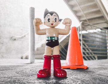 BAIT vai lançar toy limitado do personagem Astro Boy