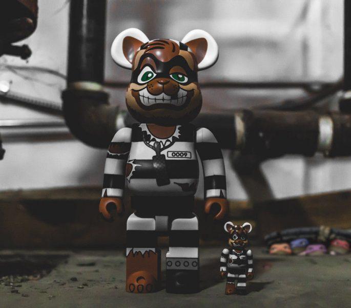 BAIT e Medicom lançam toy de personagem das Tartarugas Ninja