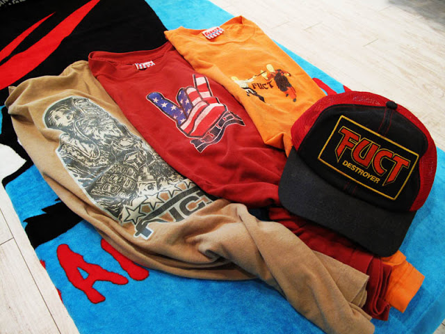 fuct camisetas vintage - O streetwear morreu?