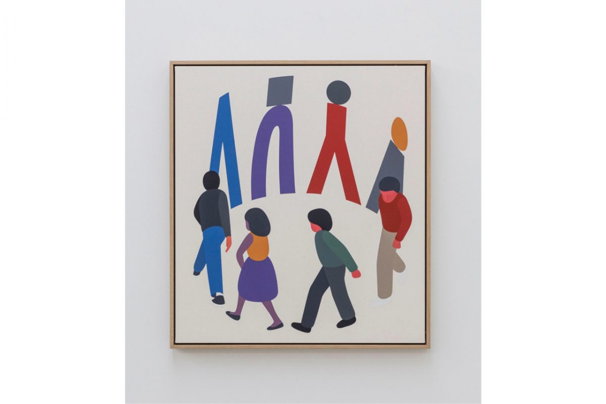"geoff mcfetridge coming back is half the trip exibicao 2 - Geoff McFetridge lança exibição solo ""Coming Back Is Half The Trip"""