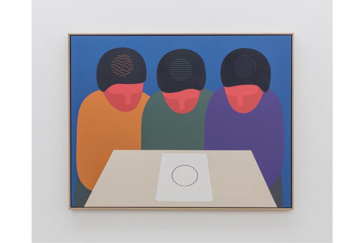 "geoff mcfetridge coming back is half the trip exibicao 4 - Geoff McFetridge lança exibição solo ""Coming Back Is Half The Trip"""