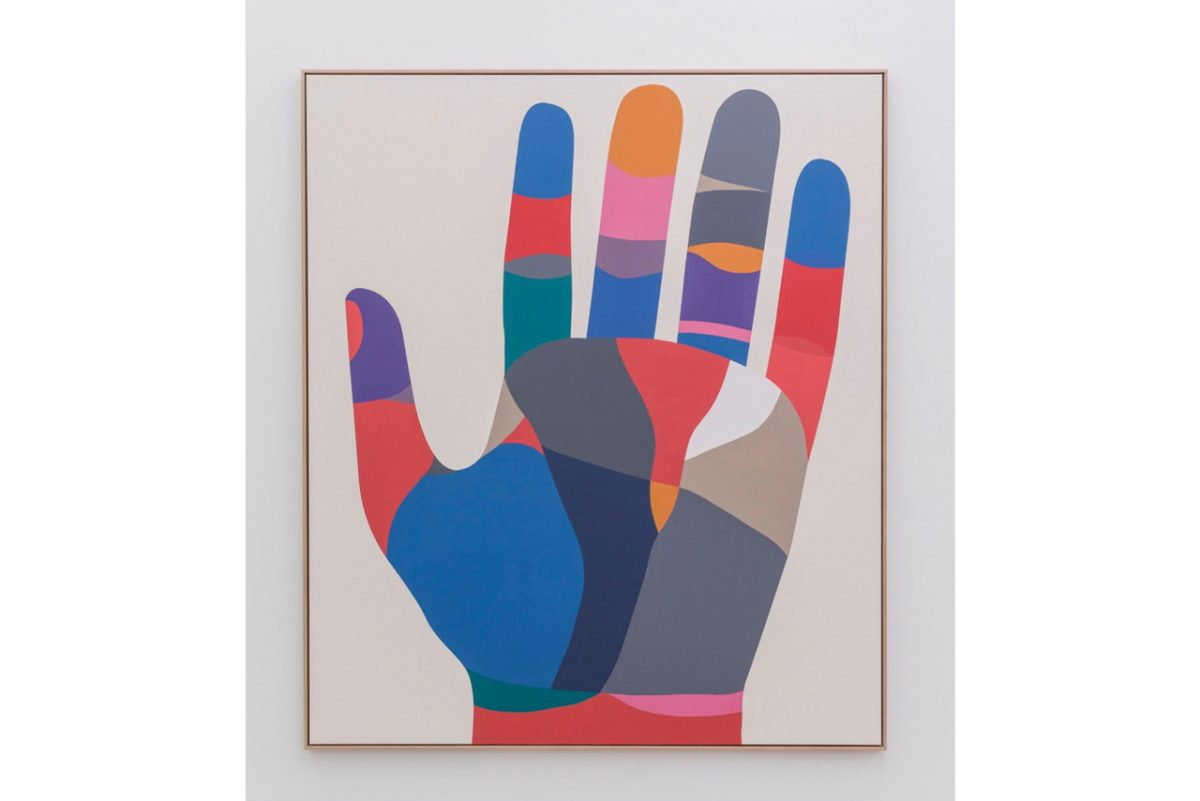 "geoff mcfetridge coming back is half the trip exibicao 5 - Geoff McFetridge lança exibição solo ""Coming Back Is Half The Trip"""