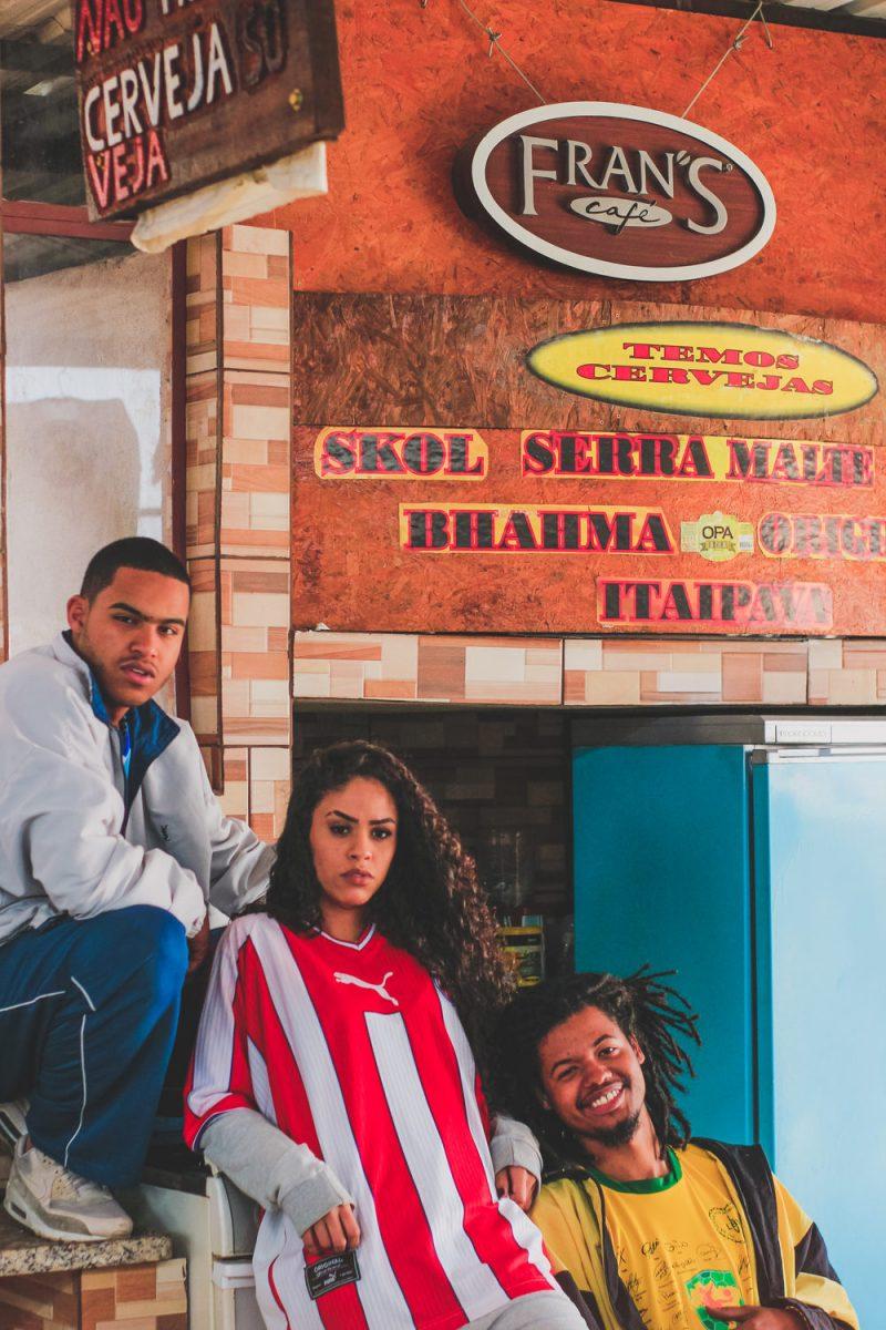 id prod da varzea para o mundo editorial 03 - Futebol de várzea e música se unem em editorial da iD Prod