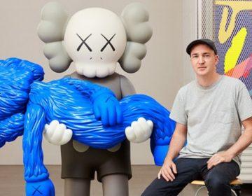 KAWS anuncia nova exposição em galeria de Nova Iorque