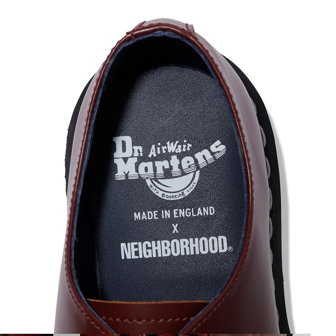 neighborhood dr martens collab 12 - NEIGHBORHOOD colabora pela primeira vez com Dr. Martens
