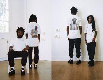 Patta e Dana Lixenberg colaboram em camisetas de Biggie e Tupac