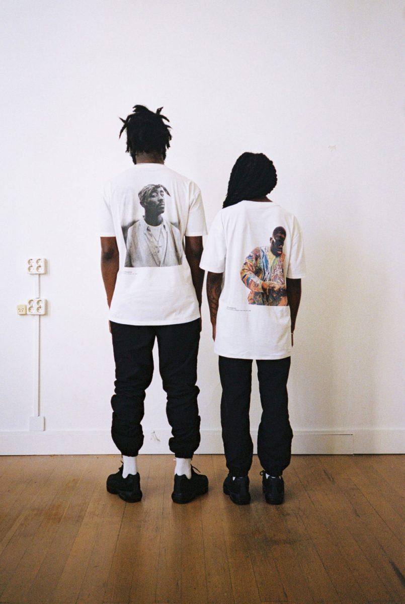 patta dana lixenberg biggie tupac 3 - Patta e Dana Lixenberg colaboram em camisetas de Biggie e Tupac