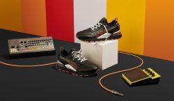 PUMA lança tênis inspirado em sintetizador da Roland