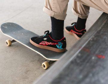 PUMA traz para o Brasil colab com Santa Cruz Skateboards