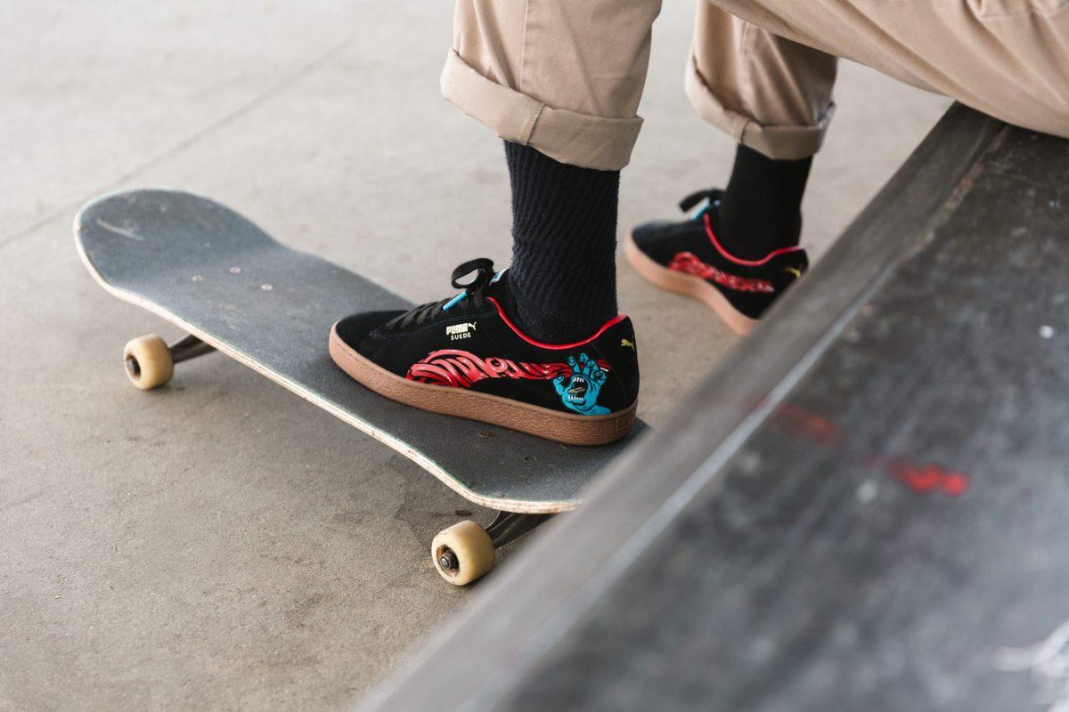 puma suede santa cruz skateboards 04 - PUMA traz para o Brasil collab com Santa Cruz Skateboards