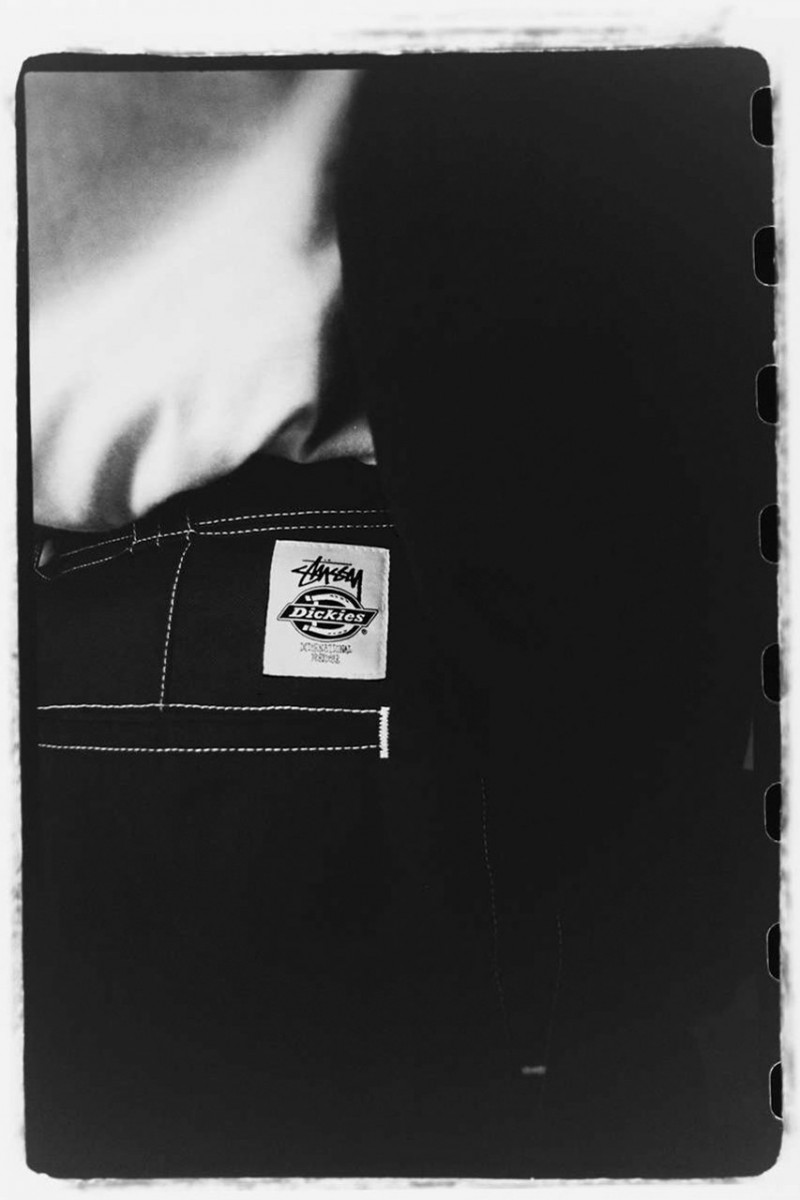 "stussy dickies international workgear 03 - Stussy e Dickies lançam coleção ""International Workgear"""