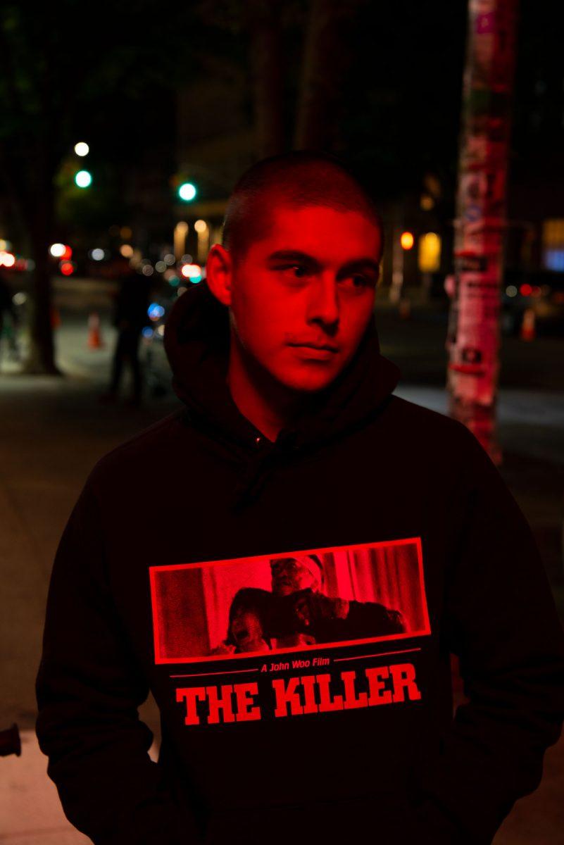 """supreme the killer john woo 01 - Supreme lança coleção com imagens do filme """"O Matador"""""""
