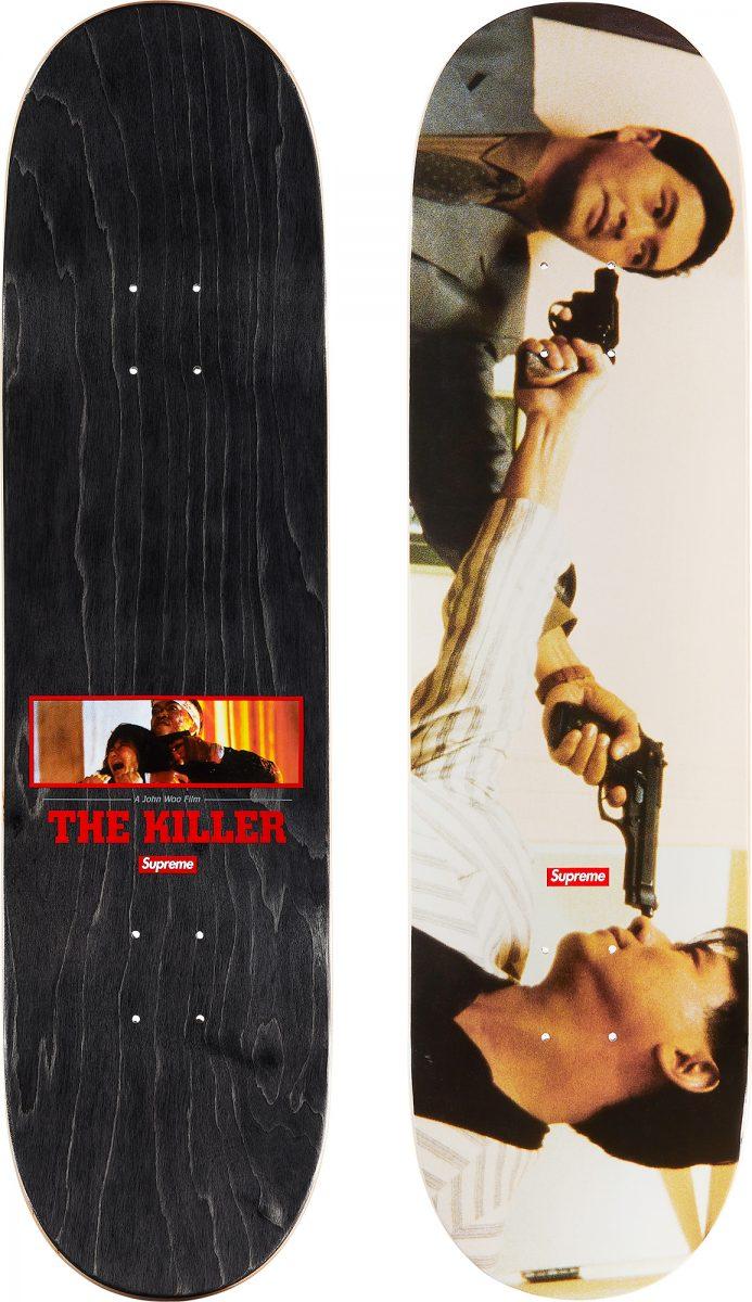 """supreme the killer john woo 09 - Supreme lança coleção com imagens do filme """"O Matador"""""""